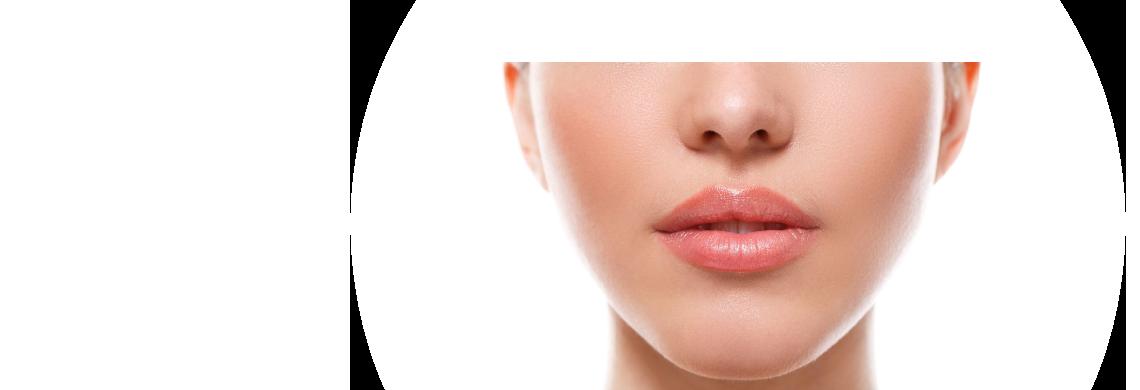 моделирование губ
