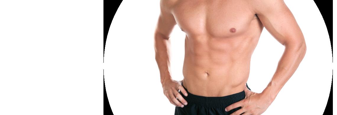 особенности мужской пластики тела